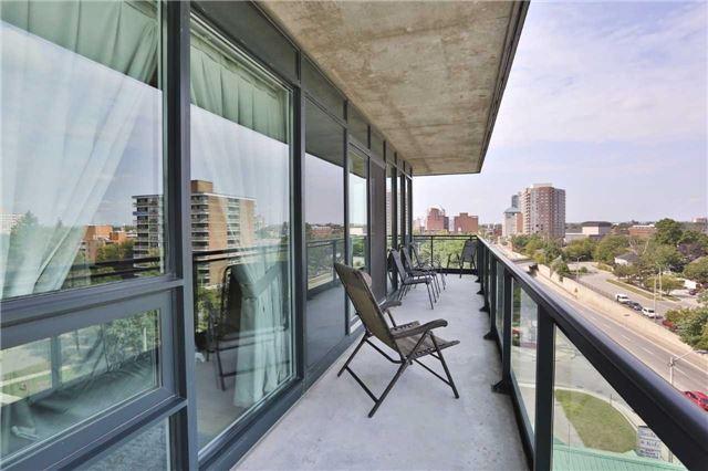 Condo Apartment at 100 John St, Unit 706, Brampton, Ontario. Image 6