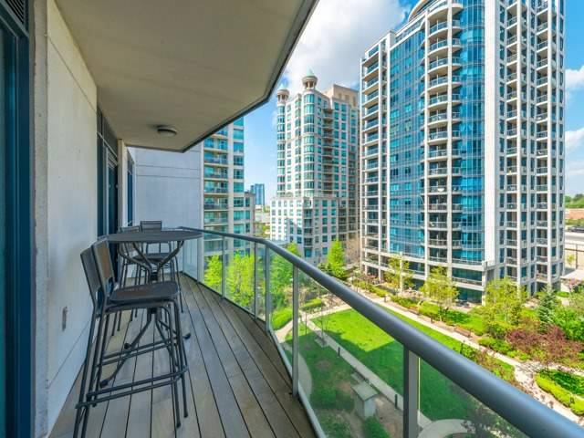 Condo Apartment at 2095 Lake Shore Blvd W, Unit 617, Toronto, Ontario. Image 5