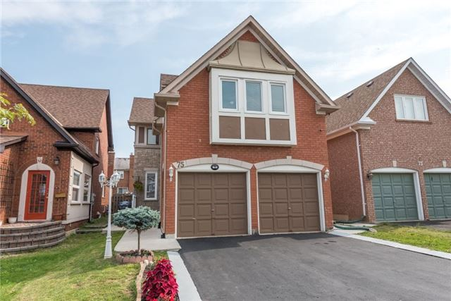 Detached at 75 Peace Valley Cres, Brampton, Ontario. Image 1