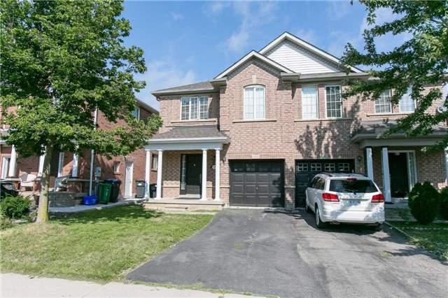 Semi-detached at 22 Rivermere Crt, Brampton, Ontario. Image 1