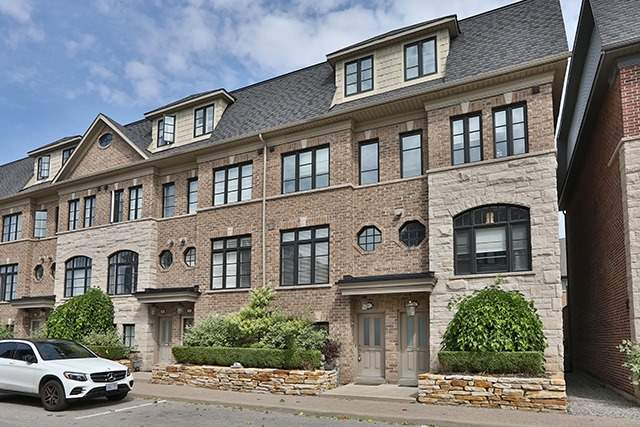 Townhouse at 85 Ruby Lang Lane, Toronto, Ontario. Image 1