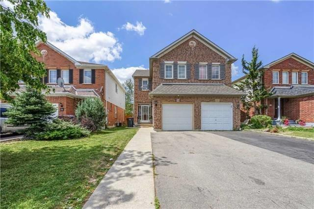 Semi-detached at 56 Feathertop Lane, Brampton, Ontario. Image 1