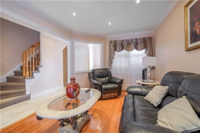 Semi-detached at 56 Feathertop Lane, Brampton, Ontario. Image 15
