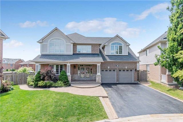 Detached at 894 Chambers Pl, Milton, Ontario. Image 1