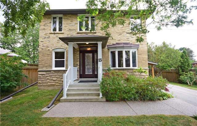 Detached at 13 Pine Ave N, Mississauga, Ontario. Image 1