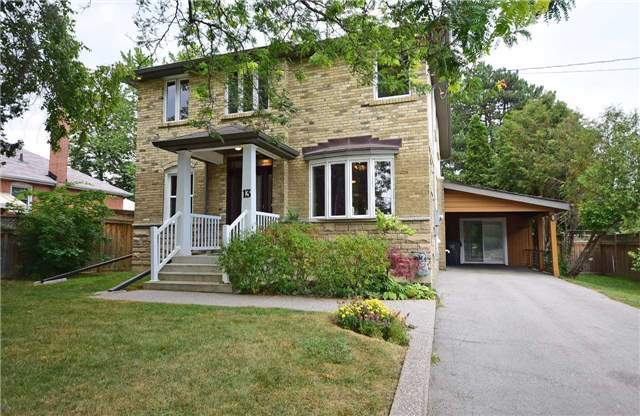 Detached at 13 Pine Ave N, Mississauga, Ontario. Image 12
