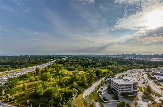 Condo Apartment at 225 Sherway Gardens Rd, Unit 2302, Toronto, Ontario. Image 5