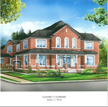 Townhouse at 434 Wheat Boom Dr, Oakville, Ontario. Image 1