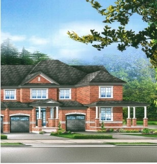 Townhouse at 434 Wheat Boom Dr, Oakville, Ontario. Image 2