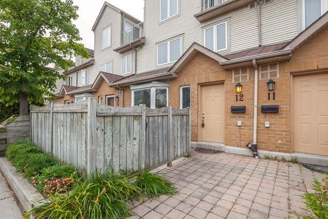 Condo Townhouse at 1211 Parkwest Pl, Unit 12, Mississauga, Ontario. Image 12