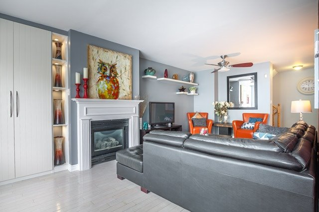 Condo Townhouse at 1211 Parkwest Pl, Unit 12, Mississauga, Ontario. Image 16
