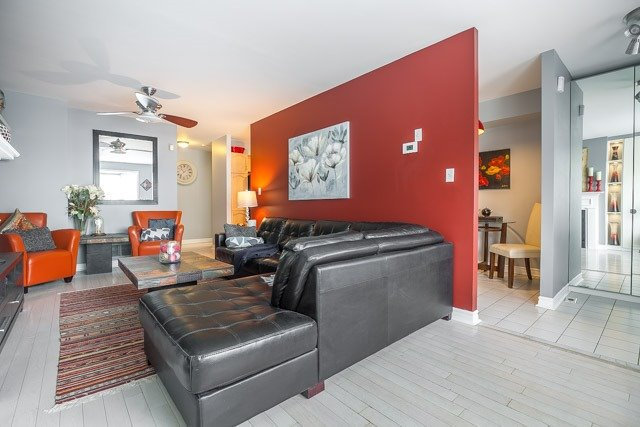 Condo Townhouse at 1211 Parkwest Pl, Unit 12, Mississauga, Ontario. Image 18
