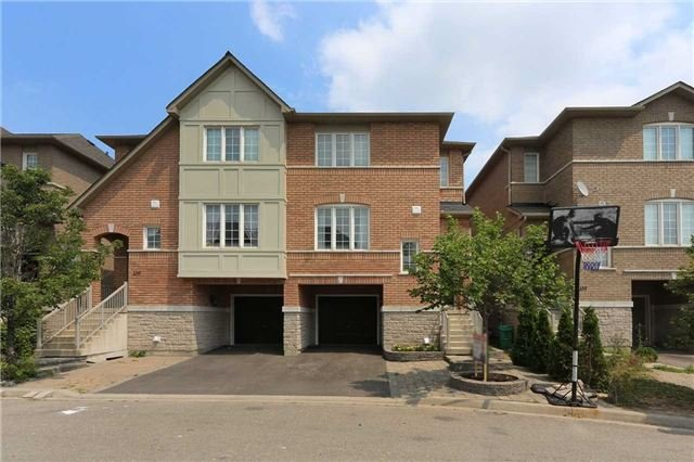 Semi-detached at 7155 Magistrate Terr W, Unit 137, Mississauga, Ontario. Image 1