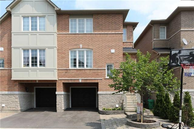 Semi-detached at 7155 Magistrate Terr W, Unit 137, Mississauga, Ontario. Image 11