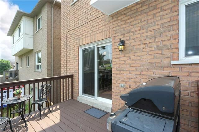 Semi-detached at 7155 Magistrate Terr W, Unit 137, Mississauga, Ontario. Image 13