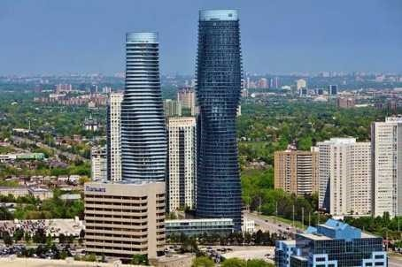 Condo Apartment at 50 Absolute Ave, Unit 2602, Mississauga, Ontario. Image 1