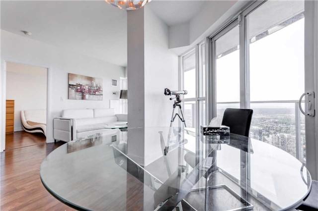 Condo Apartment at 60 Absolute Ave, Unit 4903, Mississauga, Ontario. Image 4