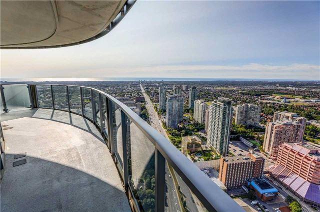 Condo Apartment at 60 Absolute Ave, Unit 4903, Mississauga, Ontario. Image 11