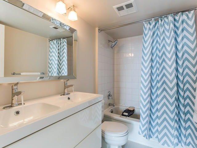 Condo Apartment at 3 Hickory Tree Rd, Unit 802, Toronto, Ontario. Image 5