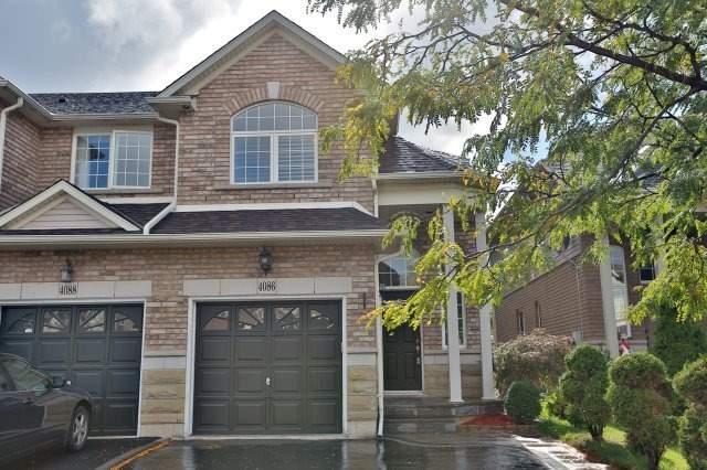 Townhouse at 4086 Medland Dr, Burlington, Ontario. Image 1