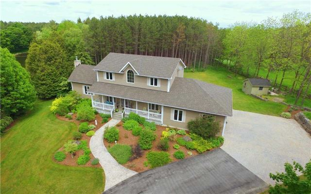 Detached at 235 County Rd 16 Rd, Orangeville, Ontario. Image 12