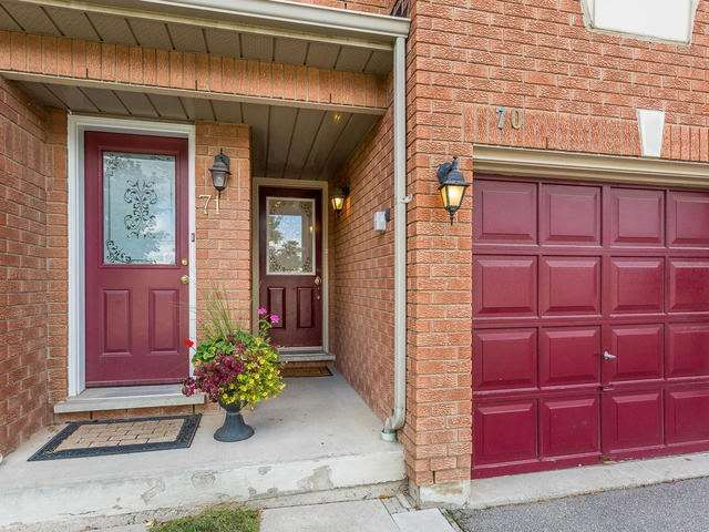 Condo Townhouse at 6950 Tenth Line, Unit 70, Mississauga, Ontario. Image 1