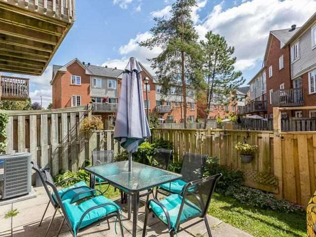 Condo Townhouse at 6950 Tenth Line, Unit 70, Mississauga, Ontario. Image 13