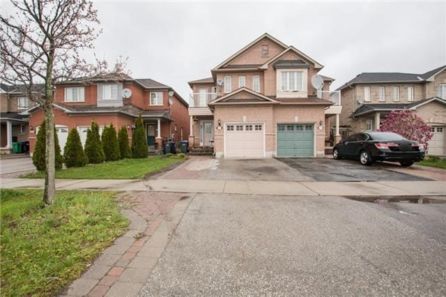 Semi-detached at 5967 Churchill Meadows Blvd, Mississauga, Ontario. Image 1