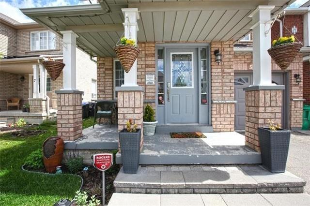 Detached at 5 Florence Dr, Brampton, Ontario. Image 12