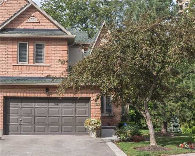 Condo Townhouse at 1905 Broad Hollow Gate, Unit 20, Mississauga, Ontario. Image 13