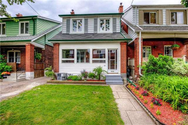 Detached at 49 Ardagh St, Toronto, Ontario. Image 1