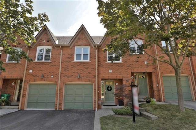Condo Townhouse at 928 Queen St W, Unit 55C, Mississauga, Ontario. Image 1