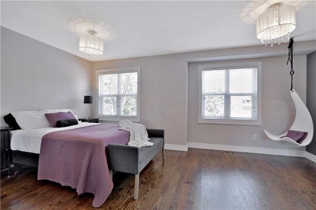 Condo Townhouse at 928 Queen St W, Unit 55C, Mississauga, Ontario. Image 4