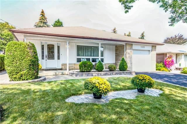 Detached at 1035 Homeric Dr, Mississauga, Ontario. Image 1