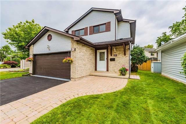 Detached at 13 Richvale Dr S, Brampton, Ontario. Image 12