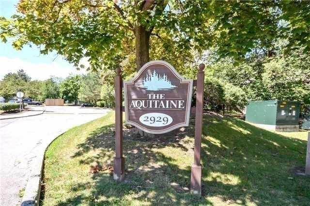 Condo Apartment at 2929 Aquitaine Ave, Unit 612, Mississauga, Ontario. Image 1