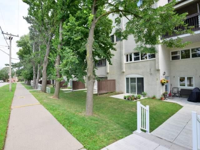 Condo Townhouse at 3050 Constitution Blvd, Unit 2, Mississauga, Ontario. Image 1