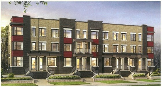 Townhouse at Blk 2 Westway, Unit 10, Toronto, Ontario. Image 1