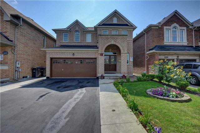 Detached at 232 Thorndale Rd, Brampton, Ontario. Image 1
