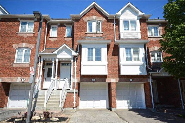 Condo Townhouse at 6060 Snowy Owl Cres, Unit 5, Mississauga, Ontario. Image 1
