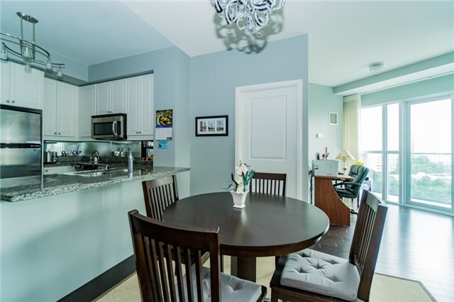 Condo Apartment at 60 Absolute Ave, Unit 602, Mississauga, Ontario. Image 11