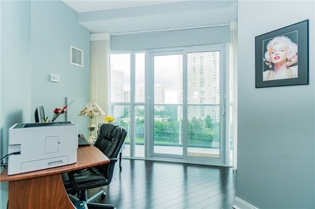 Condo Apartment at 60 Absolute Ave, Unit 602, Mississauga, Ontario. Image 13
