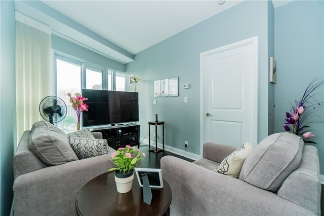 Condo Apartment at 60 Absolute Ave, Unit 602, Mississauga, Ontario. Image 14