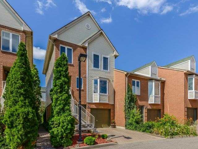 Condo Townhouse at 1206 Upper Village Dr, Mississauga, Ontario. Image 1