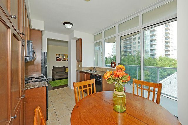 Condo Apartment at 70 Absolute Ave, Unit 503, Mississauga, Ontario. Image 2