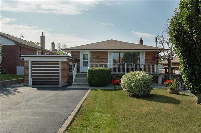 Detached at 33 Letchworth Cres, Toronto, Ontario. Image 1