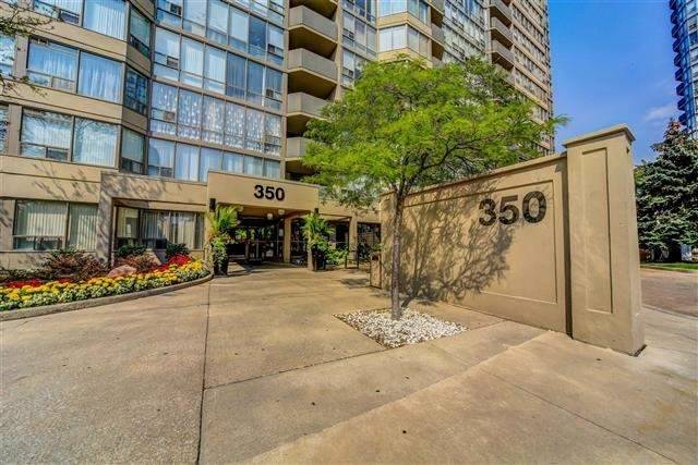 Condo Apartment at 350 Rathburn Rd W, Unit 505, Mississauga, Ontario. Image 1