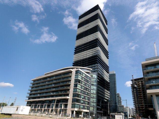 Condo Apartment at 60 Annie Craig Dr, Unit B313, Toronto, Ontario. Image 1