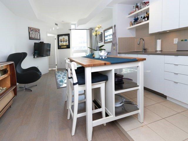 Condo Apartment at 60 Annie Craig Dr, Unit B313, Toronto, Ontario. Image 16