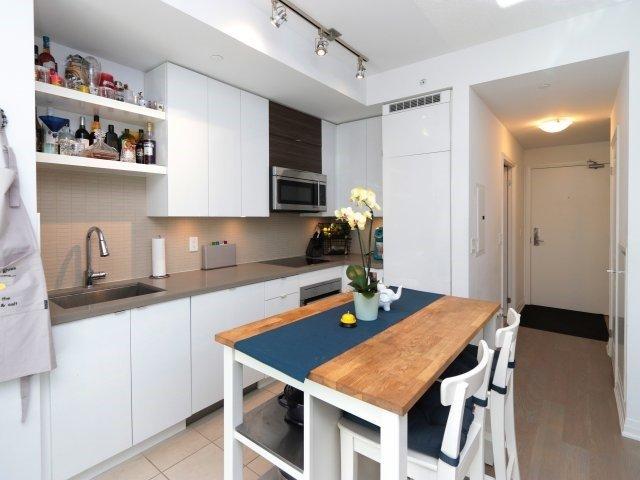 Condo Apartment at 60 Annie Craig Dr, Unit B313, Toronto, Ontario. Image 17